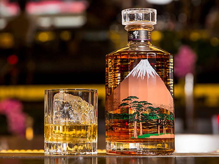 Whisky party at Sokyo Lounge