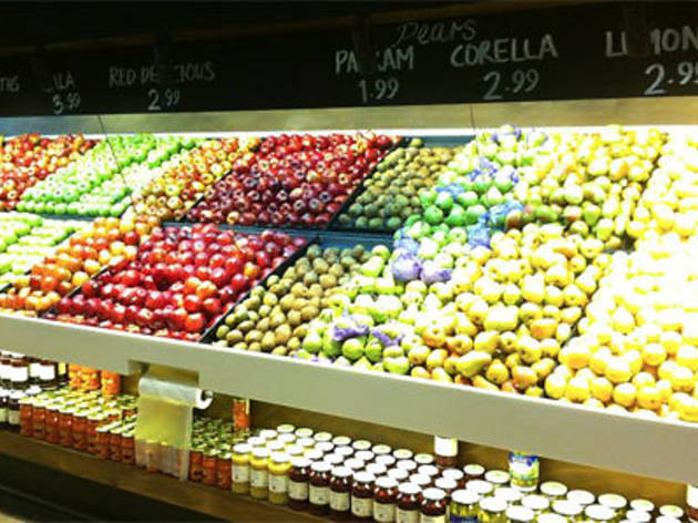 The Divine Grocer