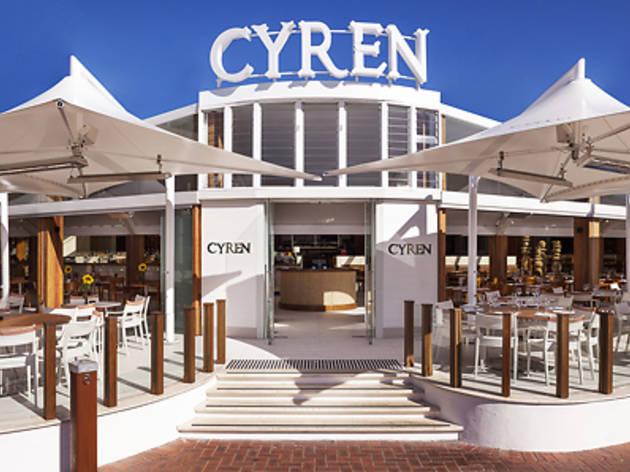 Cyren Bar Grill Seafood