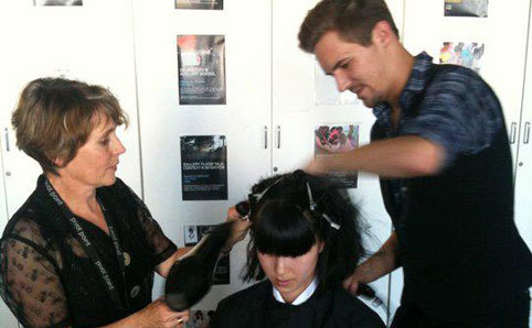 Pivot Point Academy Hairdressing Salon
