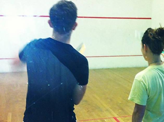Concord Squash Courts