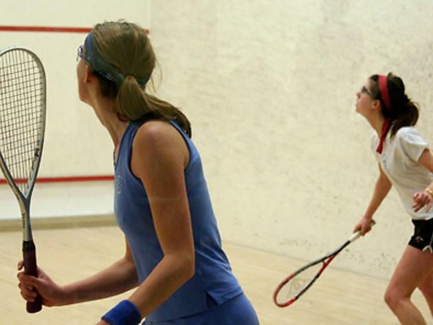 Mutch Park Squash Courts