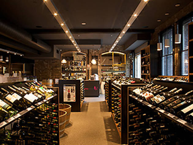 The Wine Society: The Cellardoor