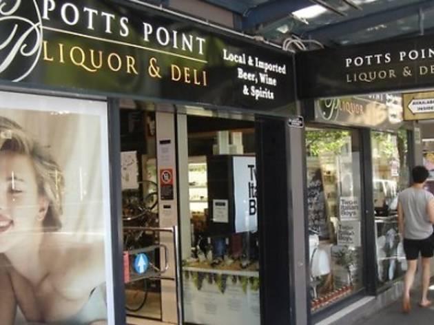 Potts Point Liquor and Deli