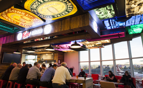 Coopers Alehouse: Sydney Airport