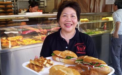Vinata's Hot Bread