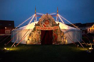 Circus Ronaldo Tent