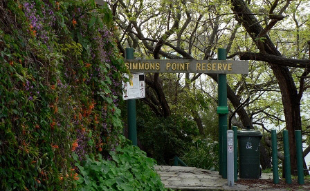 Simmons Point Reserve