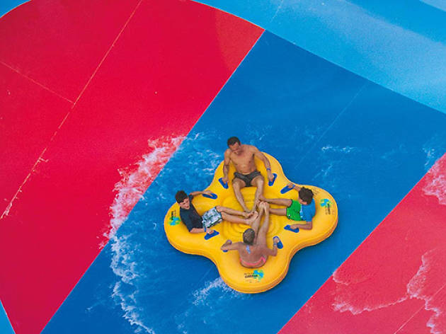 The best waterslides in Sydney
