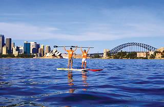 Sydney Scenic SUP