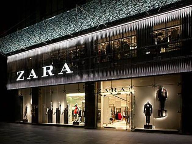 Zara - Bondi Junction