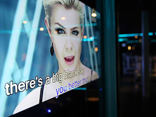 K1 Karaoke Lounge