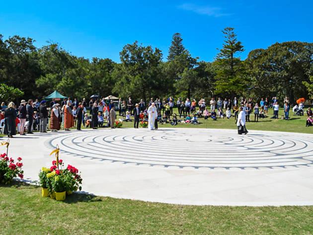 Centennial Park Labyrinth