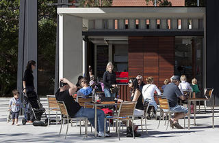 Pirrama Park Cafe
