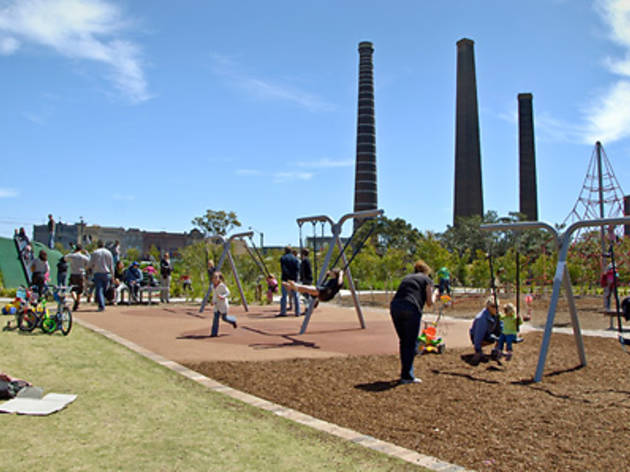 The Best Playgrounds In Sydney - 15 of the worlds coolest playgrounds