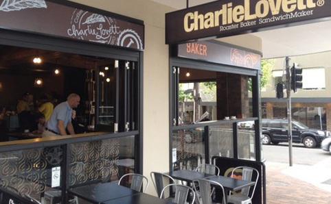 Charlie Lovett Crows Nest