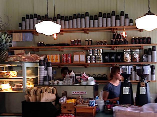 Fine Food Store Coffee Bar