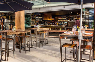 Seawall Restaurant and Bar