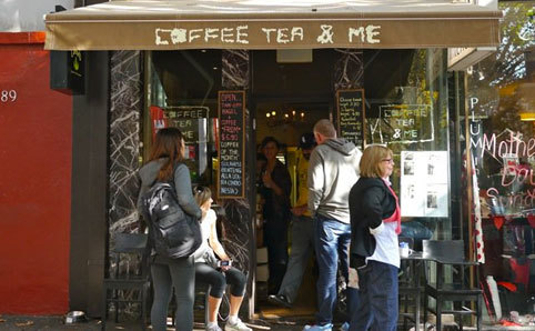 Coffee Tea and Me - Potts Point