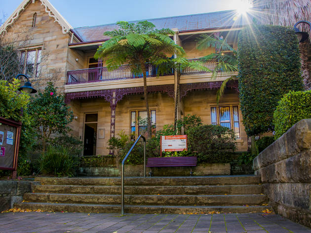 Kirribilli Neighbourhood Centre