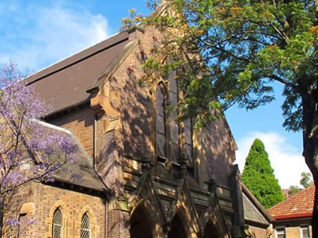 St Canice Church