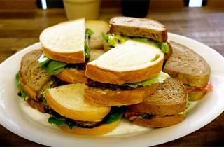 The Sandwich Hero