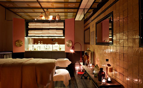 Best for a rock star treatment... SpaQ Sydney