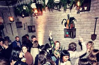 Secret Garden Bar