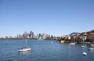 Cremorne Point Reserve