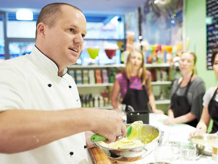 Cook up a storm at Sydney Cooking School