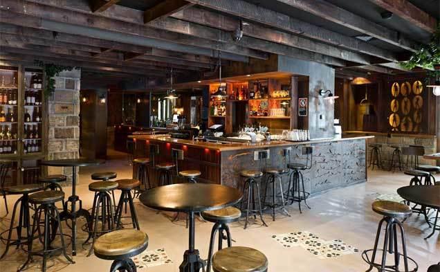 New Hampton Bars In Potts Point Sydney