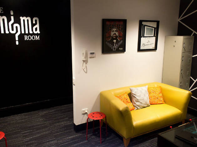 The Enigma Room