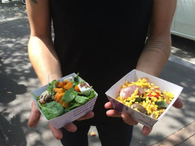 People's Choice: Best Takeaway Lunch