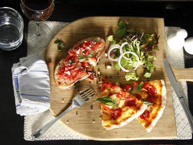 Saint Michiba's Pizza