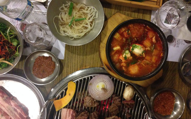 Melbourne Hwaro Korean BBQ
