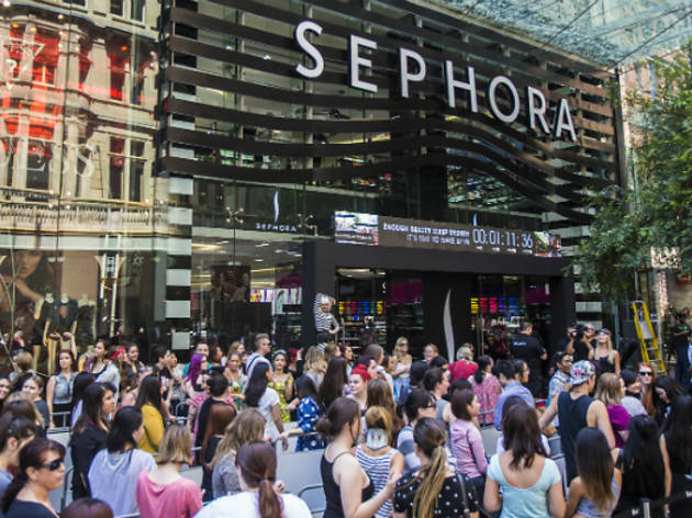 Sephora Macquarie Centre