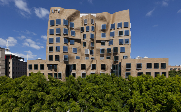 Dr Chau Chak Wing Building - UTS Business School