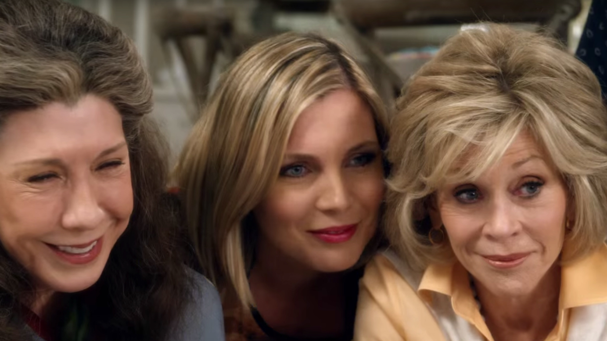 The best Netflix series coming soon: Grace and Frankie