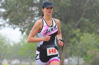 Triathlon Pink and Fun Run Pink
