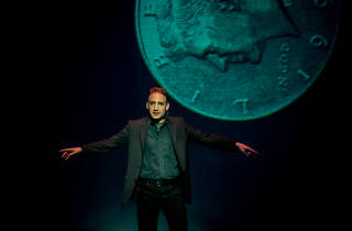An evening with Dr Brian Greene