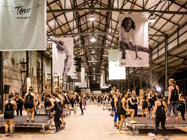 Nike NTC Tour Sydney