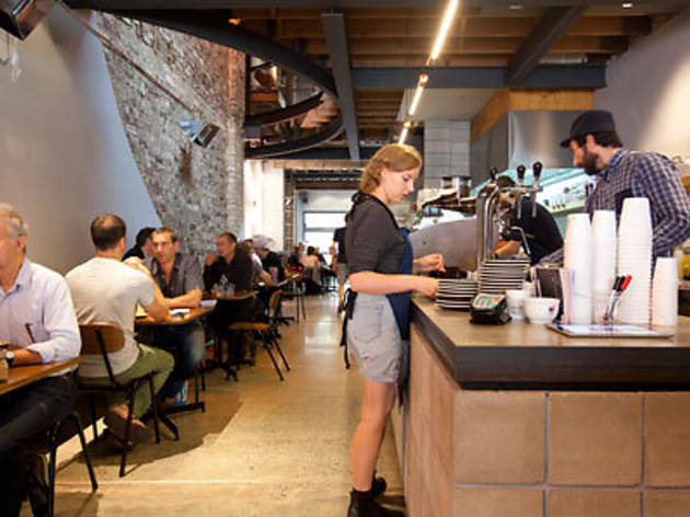 Spend the morning coffee cupping at Reuben Hills