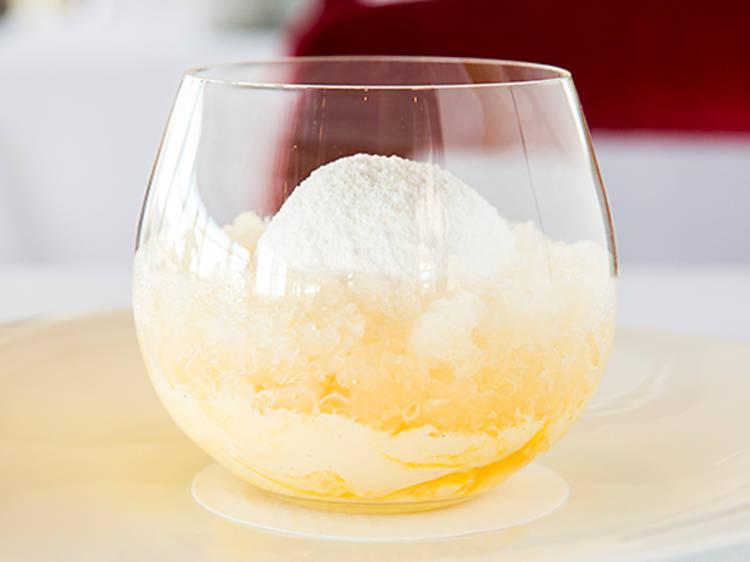 Snow egg – Quay