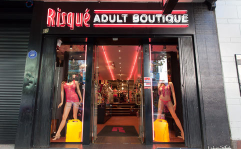 Risque Adult Boutique