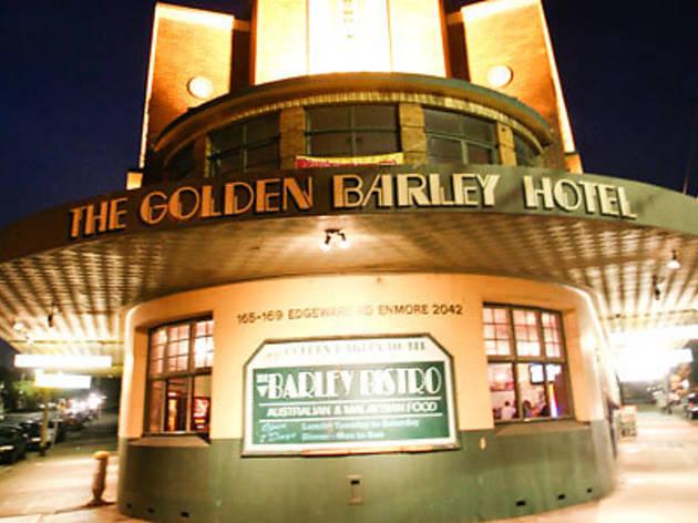 The Golden Barley Hotel