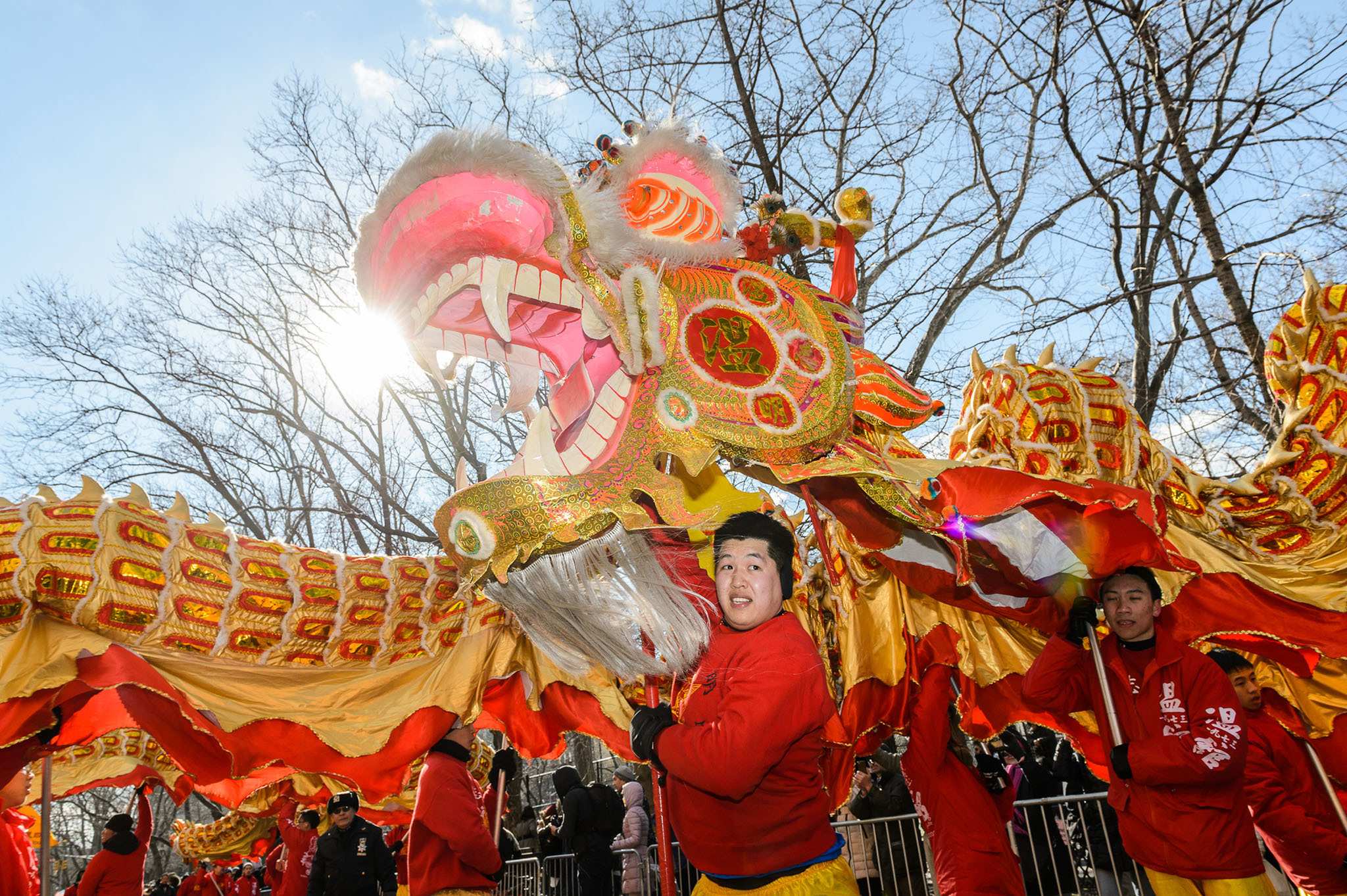 Chinatown's Lunar New Year Parade
