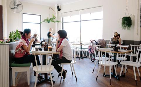 Best Café: Excelsior Jones