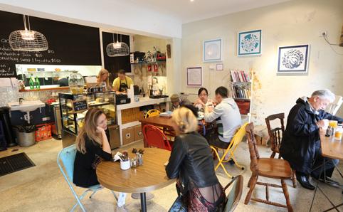 Rag Land Café