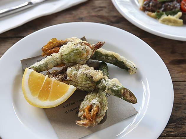 Best Casual Diner: Sagra