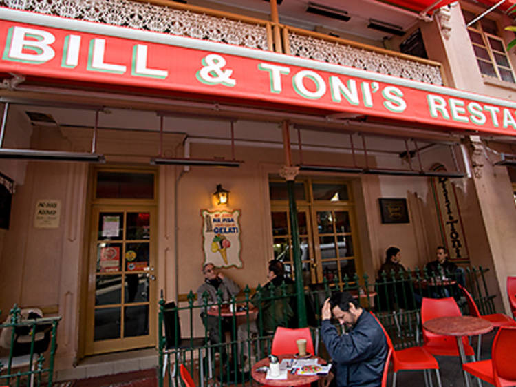 Bill & Toni's